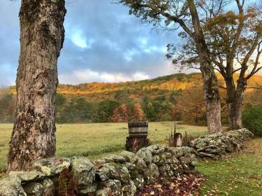 Leaf peeping weekend in Grafton